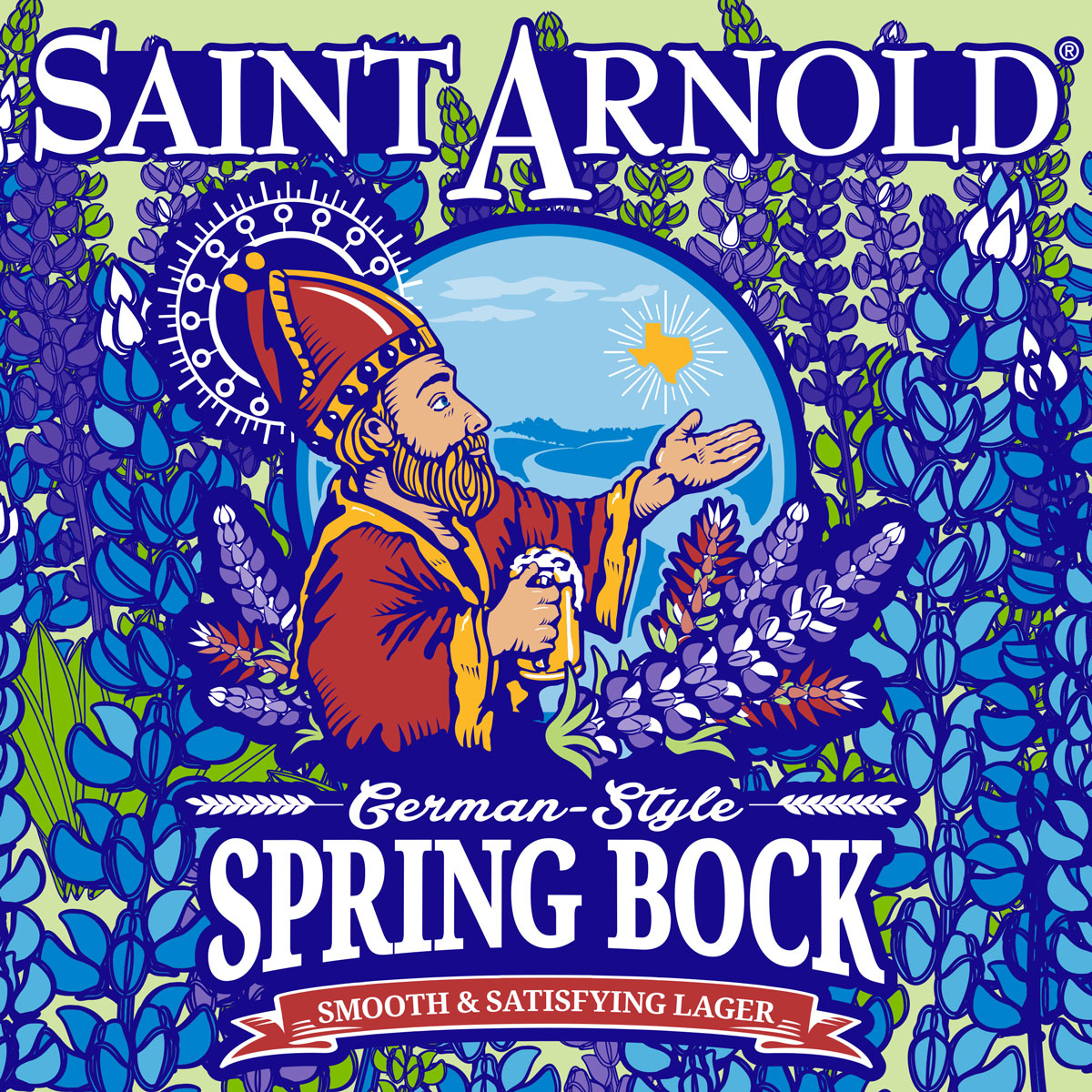 St Arnolds Christmas Ale 2020 Saint Arnold Brewing Company | Seasonal Beers